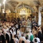 Панихида по Патриарху Алексию