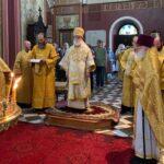 Престольный праздник в таллинском кафедральном соборе. Литургия (28.07.2021)