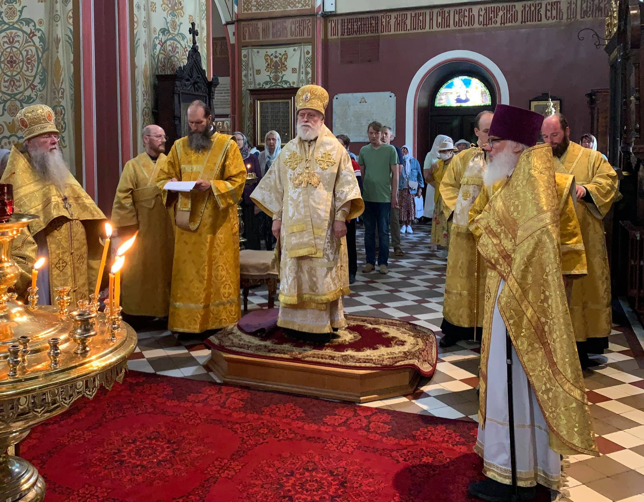 икона св. равноап. вел. кн. Владимира