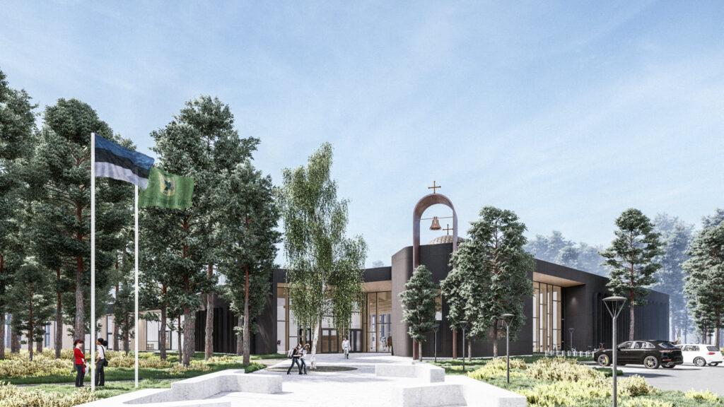 Püha Johannese Kooli hoone projekt