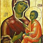 Икона Божией Матери «Нарвская»