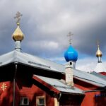 Храм Владимирской иконы Божией Матери в г. Валга