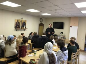 Лекция протодиакона Андрея Килина