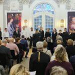 Профессиональный хор храма Рождества Пресвятой Богородицы (регент Наталья Попова)