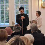 Приветственное слово епископа Маардуского Сергия