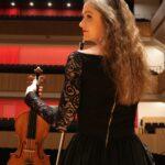 Леэви Росин, скрипка