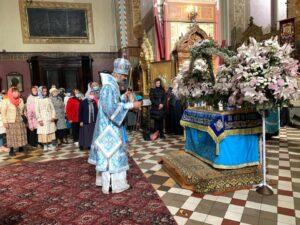 Славление празднику Успения Пресвятой Богородицы
