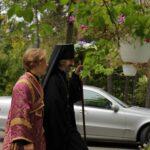 Богослужения в ныммеском храме в день престольного праздника возглавил епископ Маардуский Сергий