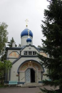 Храм Иоанна Предтечи в Нымме, Таллинн