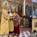 Награждение руководителя и главного дирижёра детского хора «Радуга» Натальи Кузиной