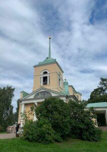 Храм святителя Николая Чудотворца в г. Котка, Финляндия