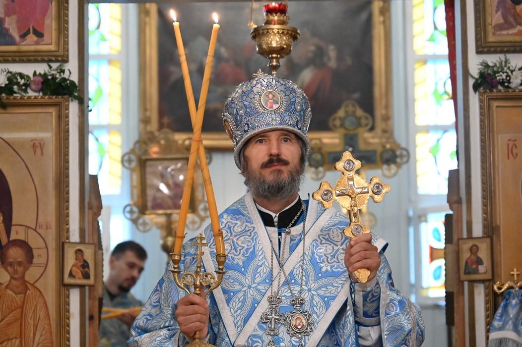 Храм Владимирской иконы Божией Матери г. Валга