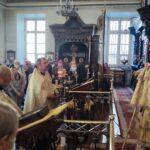 Слово митрополита Евгения по окончании воскресной Литургии