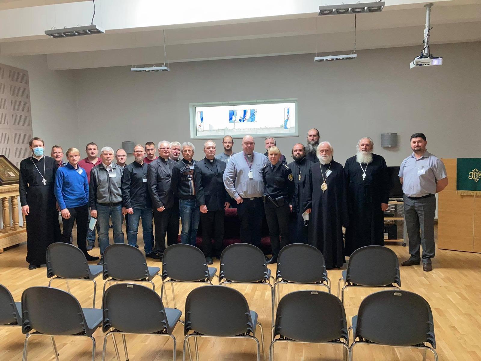 Совместный снимок участников встречи