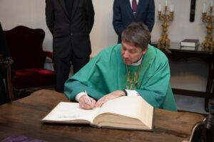 Глава ЭЕЛЦ архиепископ Урмас Вийльма