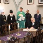 Председатель Совета Церквей Эстонии архиепископ-эмерит Андрес Пыдер
