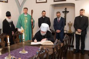 Глава ЭПЦ МП митрополит Таллинский и всея Эстонии Евгений